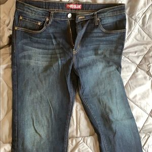 Men's Neo Blue Jeans
